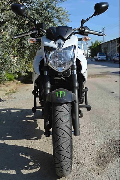 Yamaha XJ6 Koruma Demiri