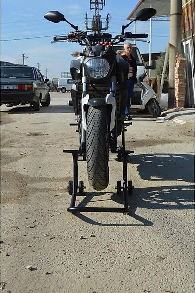 Universal Motosiklet Sehpasý Ön