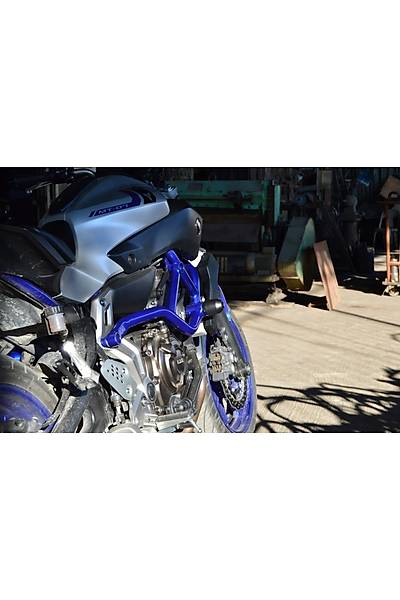 Yamaha MT07 Moto Cage Demiri Race Blue