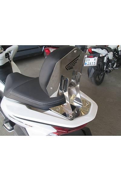 Honda PCX 125 - 150 Sissy Bar Krom
