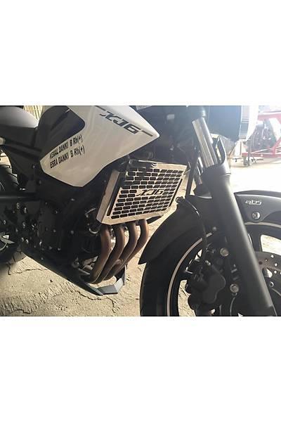 Yamaha XJ6 Radyatör Koruma Krom