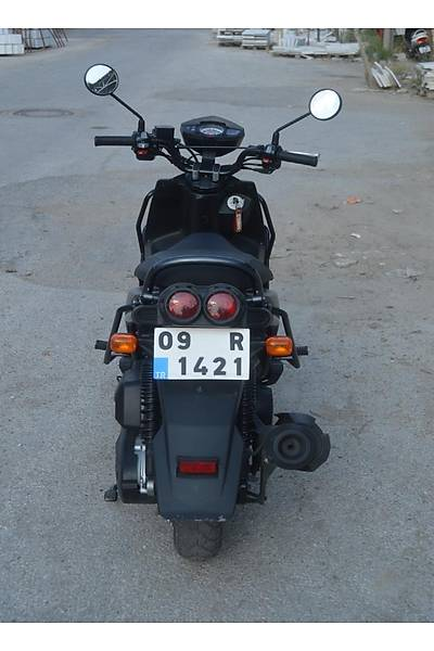 Yamaha BWS 125 Çevre Demiri