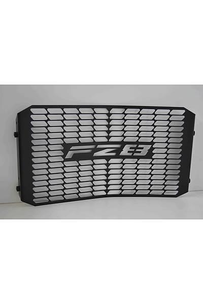 Yamaha Fazer 8 Radyatör Koruma Siyah