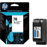 HP C6578D (78) UC RENKLI MUREKKEP KARTUSU 560 SAYFA