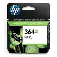 HP CB322EE (364XL) FOTOGRAF SIYAHI YUKSEK KAPASITELI MUREKKEP KARTUSU 290 SAYFA