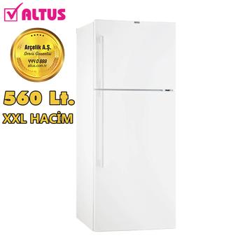 Altus AL-380 E A+ 560 Lt. Nofrost Buzdolabı