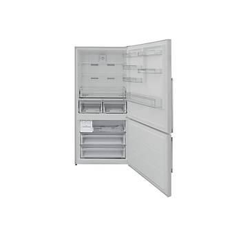 Regal NFK 64021 Beyaz Renk Nofrost Buzdolabý
