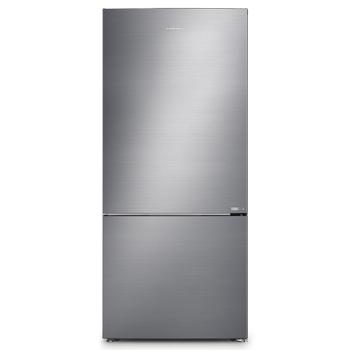 GRUNDIG GKNE 7200 I A++ Enerji Sýnýfý 720 LT No-Frost Buzdolabý Inox
