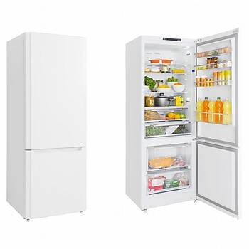 Silverline R12071W01 507 Lt. A+ Kombi No-Frost Beyaz Buzdolabı