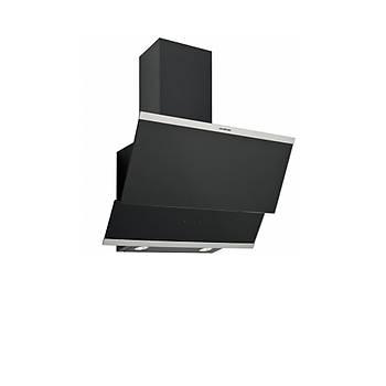Silverline 3420 Classy Ankastre Davlumbaz Siyah Renk Cam