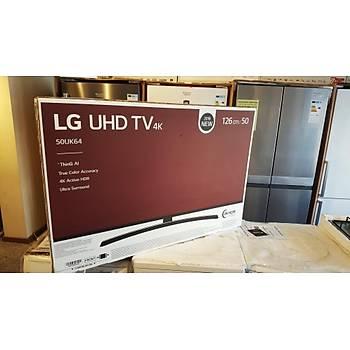 LG 50UK6470 50'' 127 Ekran UHD 4K Smart Led TV