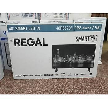 REGAL 48R6520F 48'' 122 Ekran WÝFÝ Smart Uydulu Led Tv
