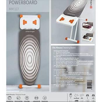 Devecioðlu Harbinger Powerboard Ütü Masasý