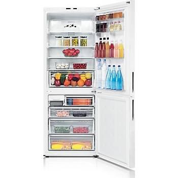 Samsung RL4323RBAWW A++ 473 Lt. Kombi Nofrost Buzdolabı