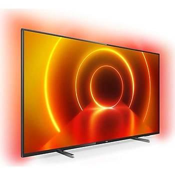 Philips 50PUS7805/62 50'' 127 Ekran Uydu Alýcýlý 4K Ultra HD LED Smart TV