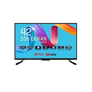 SABA SB42250 42'' 106 EKRAN FULL HD Android Smart Led TV