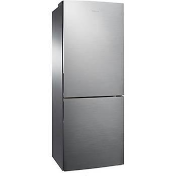 Samsung RL4323RBAS8/TR 435 LT Inox No-Frost Buzdolabý
