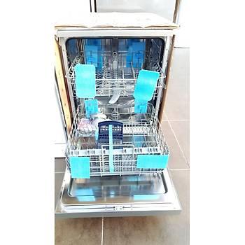 SAMSUNG DW60M5042FS A+ 4 Programlý Bulaþýk Makinesi