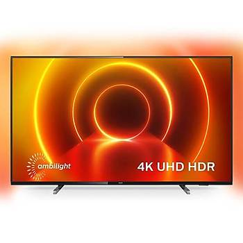 Philips 65PUS7805 65'' 165 Ekran Uydu Alýcýlý 4K Ultra HD LED Smart TV