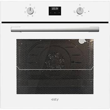 Esty AEF6603W02 Ankastre Fýrýn Beyaz Renk