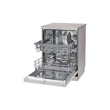 LG DFC512FP 14 Kiþilik 8 Programlý Inox QuadWash Bulaþýk Makinesi