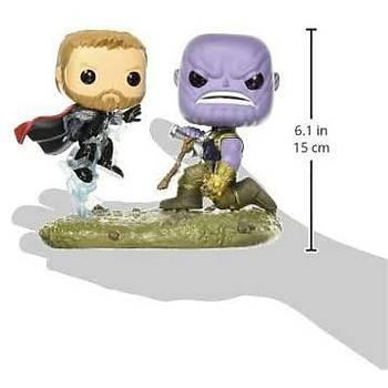 Funko POP Movie Moments Marvel Thor vs Thanos