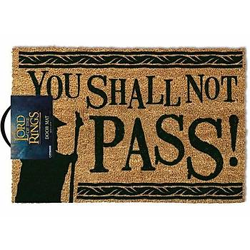 Paspas The Lord Of The Rings (You Shall Not Pass)