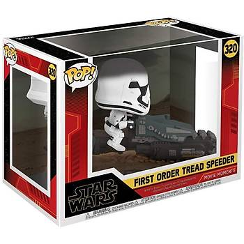 Funko POP Star Wars Movie Moment Rise of Skywalker Tread Speeder