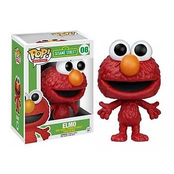 Funko POP Sesame Street Elmo Susam Sokaðý