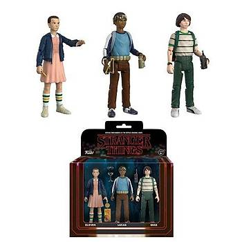 Funko Action Figure: Stranger Things - 3pk Mini Figure - Pack 1 with CHASE