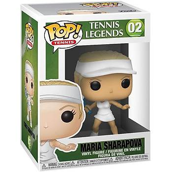 Funko Pop Legends Tennis Legends - Maria Sharapova