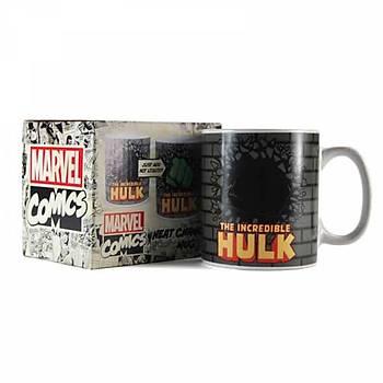 Marvel Heat Changing Mug - Hulk