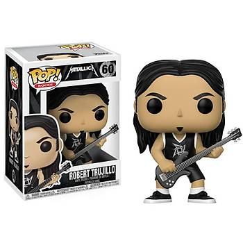 Funko POP Rocks Metallica Robert Trujillo