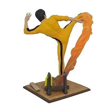 Bruce Lee Kicking PVC Figure