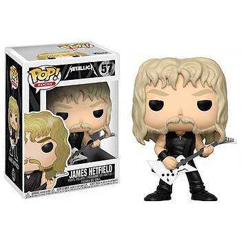 Funko POP Rocks Metallica James Hetfield