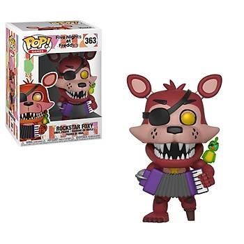 Funko POP FNAF Rockstar Foxy