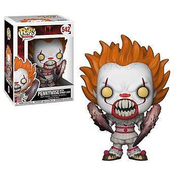 Funko POP It 2017 Pennywise W/ Crab Legs