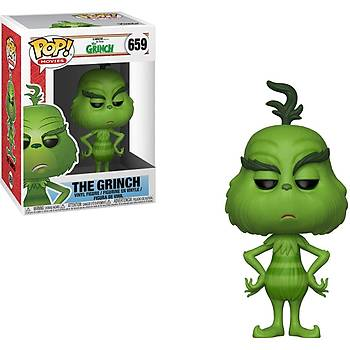 Funko POP The Grinch 2018 – The Grinch