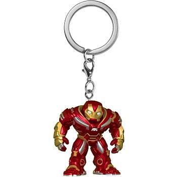 Funko POP Anahtarlýk Marvel - Hulkbuster