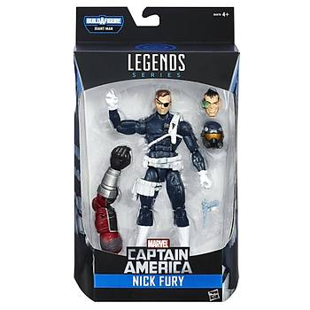 Marvel Legends Captain America Nick Furry