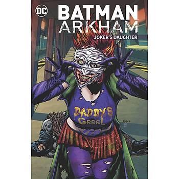 Batman Arkham: Joker's Daughter