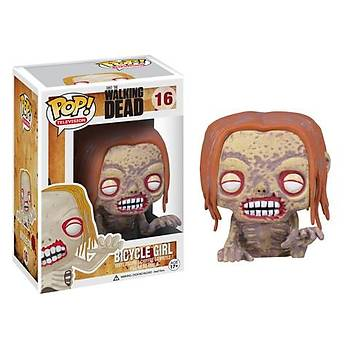Funko POP Walking Dead Bicycle Girl Television