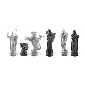 Noble Collection Harry Potter Wizards Chess Satranç Seti