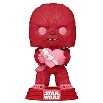 Funko Pop Star Wars Valentines - Cupid Chewbacca