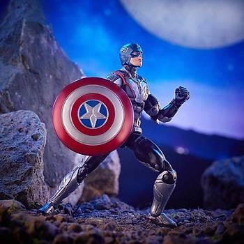 Marvel Legends Avengers Endgame (Build-A-Thanos) - Captain America Action Figure