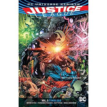 Justice League (2016-) Vol. 3: Timeless