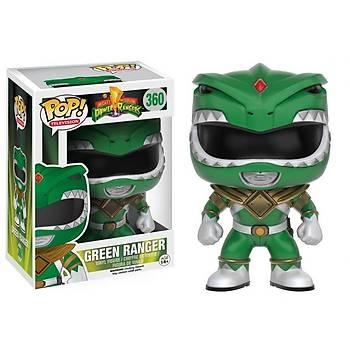 Funko POP TV Power Rangers Green Ranger