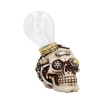 Nemesis Bright Idea 17cm Dekoratif Kurukafa Lamba