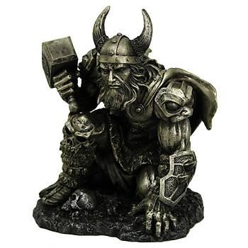 Thunder of Thor 19cm Dekoratif Savaþcý