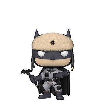 Funko POP Heroes Batman 80th - Red Son Batman